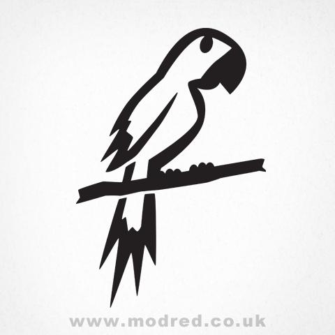 parrot-illustration