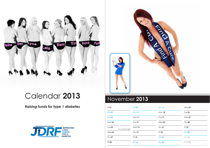 Calendar Design Uk : Bespoke promotional calendars modred design