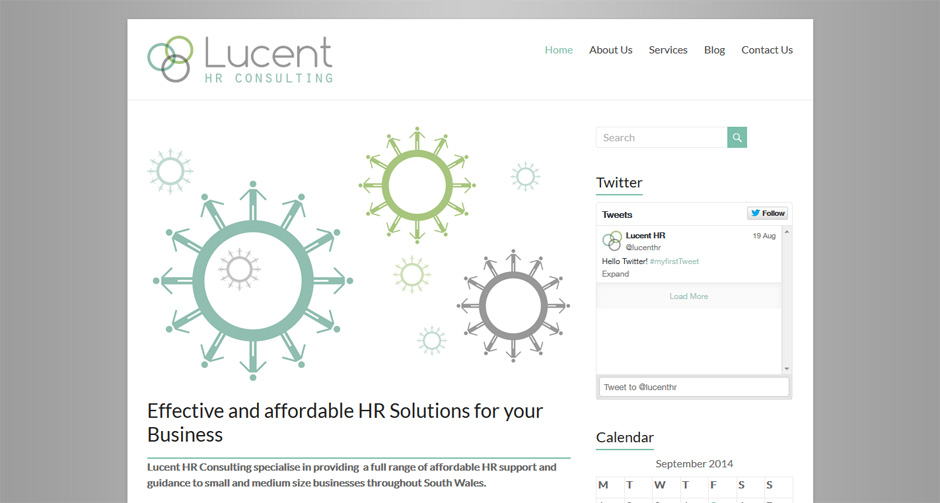 Hr consultant web design modred design for Web design consultant