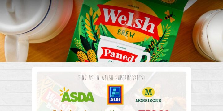 Welsh Brew Tea Web Design