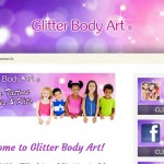 Glitter-Body-Art-Web-Design