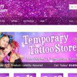 Tattoo-Store-Web-Design