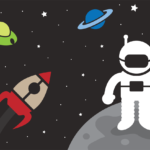 space-scene-illustration