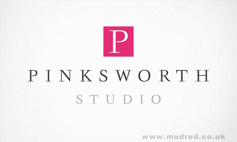 pinksworth-logo-design