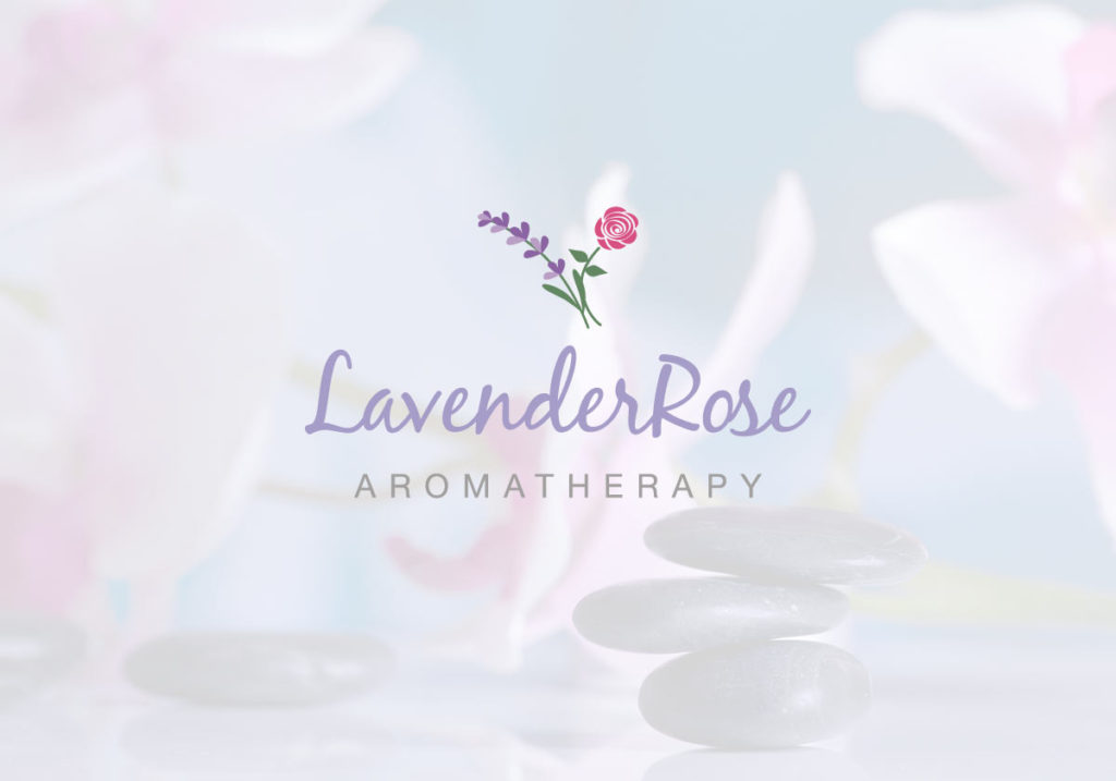 Aromatherapy Logo & Web Design