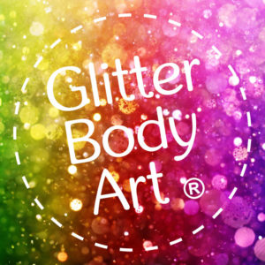 Glitter-Body-Art