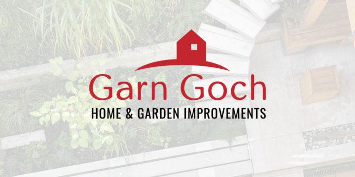 Garn Goch Logo Design