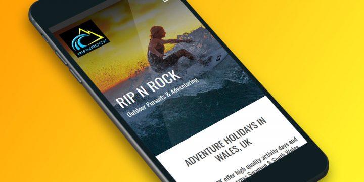 Rip N Rock Web Design