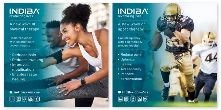Indiba Exhibition Design