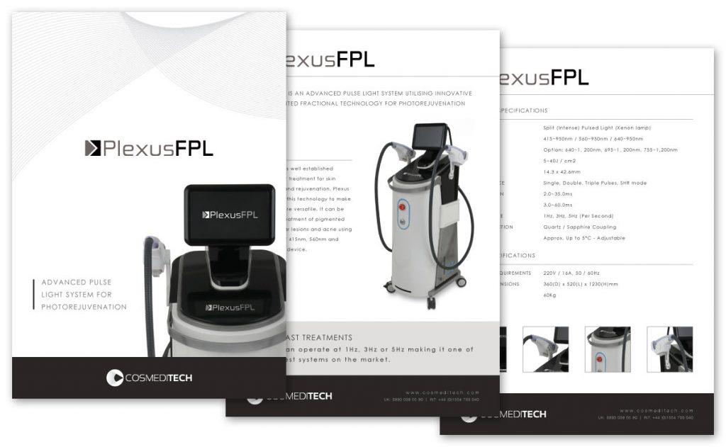 Plexus FPL Logo & Brochure Design