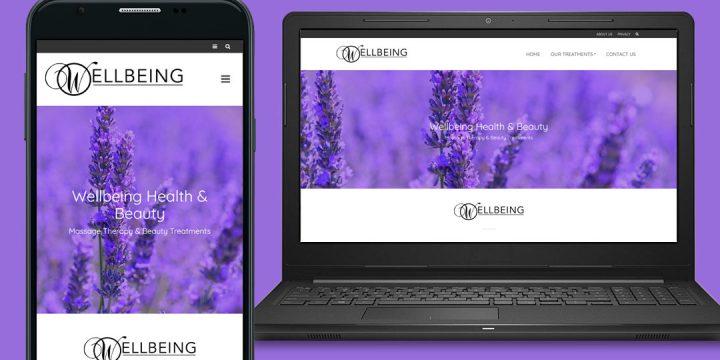 Health & Beauty Spa Web Design