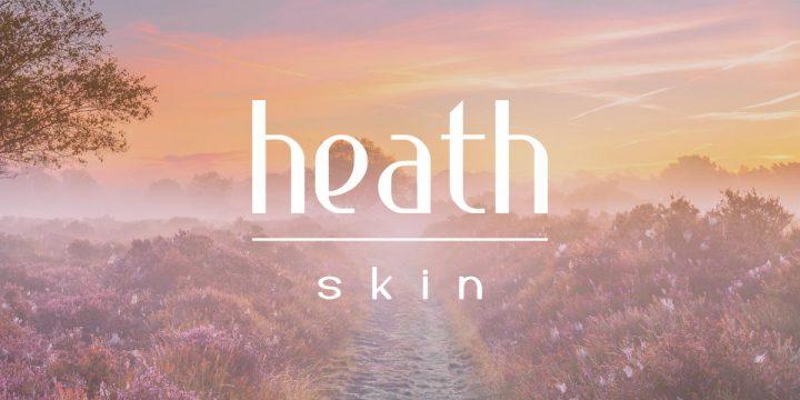 Heath Skin E-Commerce Website