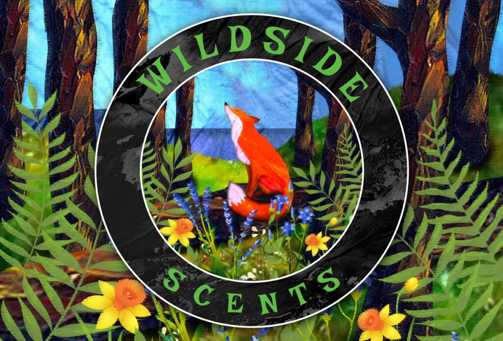 Wildside Scents Logo Design